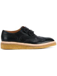 ботинки-оксфорды Sacramento Weber Hodel Feder