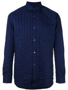 стеганая рубашка Comme Des Garçons Shirt
