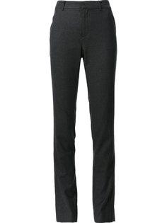 брюки кроя слим Ralph Lauren