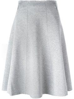 плиссированная юбка  T By Alexander Wang