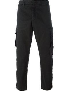брюки карго свободного кроя Nº21