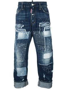 джинсы Big Brother  Dsquared2
