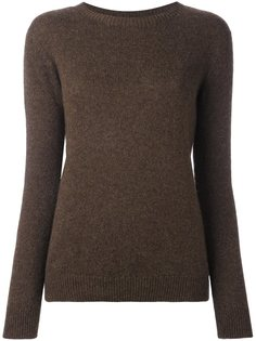 свитер с круглым вырезом   Ralph Lauren