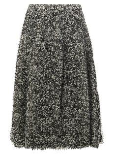 юбка с пикселированным принтом  Anrealage