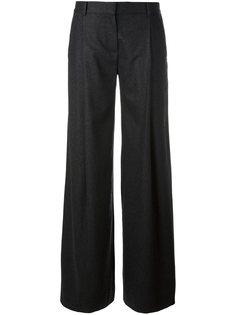 плиссированные брюки палаццо Dvf Diane Von Furstenberg
