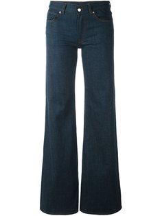 расклешенные джинсы Mm6 Maison Margiela