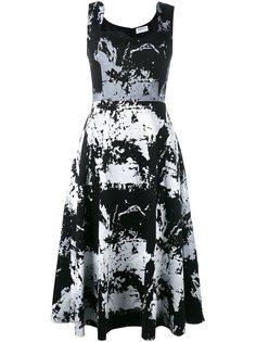 жаккардовое платье  Osman