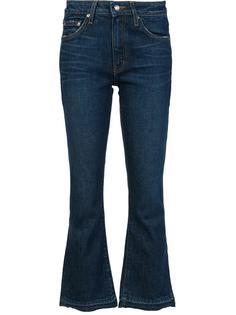 расклешенные укороченные джинсы  Derek Lam 10 Crosby
