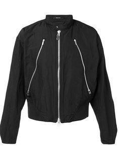 куртка с молниями Issey Miyake