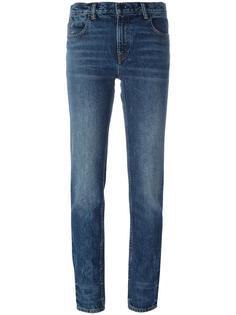 джинсы кроя слим Alexander Wang