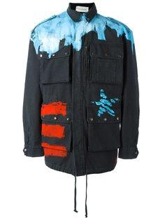 куртка-карго с принтом  Faith Connexion