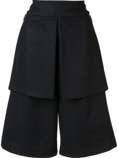широкие шорты до колена  Y-3