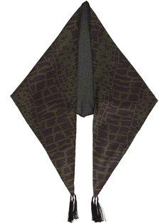 шарф с принтом Haider Ackermann