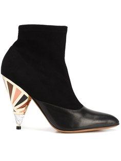 ботинки по щиколотку Givenchy