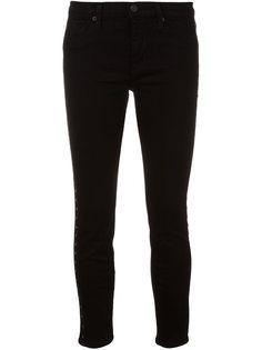 брюки с заклепками Hudson