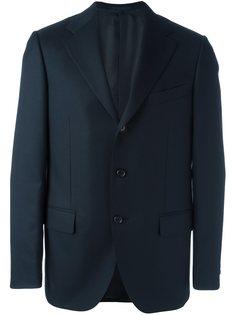 buttoned single breasted blazer Al Duca D'Aosta 1902