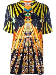 футболка с рисунком Optical Wings Givenchy