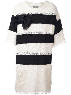 кружевное платье в полоску Faith Connexion