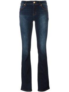 слегка расклешенные джинсы Izzy Michael Michael Kors