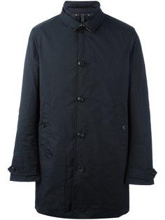 пальто со съемной подкладкой Burberry