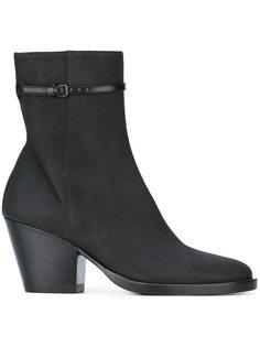 ботинки на каблуке средней высоты A.F.Vandevorst