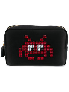 косметичка Space Invaders Anya Hindmarch