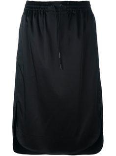 прямая юбка длины миди T By Alexander Wang