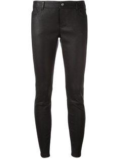 укороченные обтягивающие брюки Desa 1972