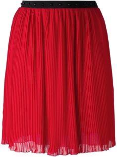 плиссированная юбка Giamba