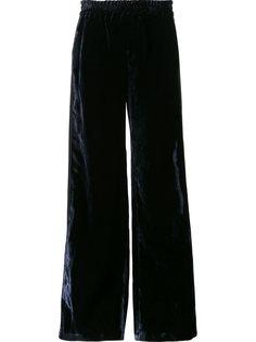 брюки-палаццо с бархатным эффектом Faith Connexion