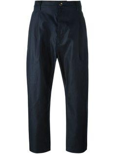 брюки с заниженным шаговым швом Sofie Dhoore