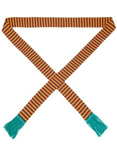 полосатый шарф Haider Ackermann