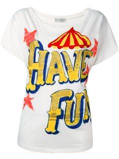 футболка Have Fun  Faith Connexion
