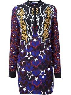 платье Cleef с узором Mary Katrantzou
