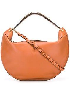 сумка на плечо на молнии Loewe