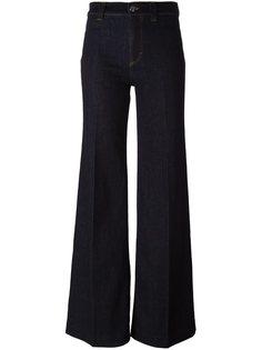 расклешенные джинсы Ps By Paul Smith