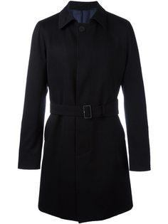 пальто с поясом Lardini