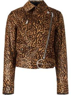 куртка с тигровым узором Isabel Marant