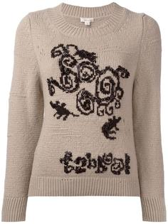 свитер с бисером  Marc Jacobs