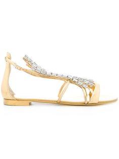 декорированные сандалии  Giuseppe Zanotti Design