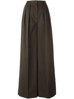 широкие брюки Moncler