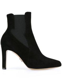 ботинки челси на высоком каблуке Paul Andrew