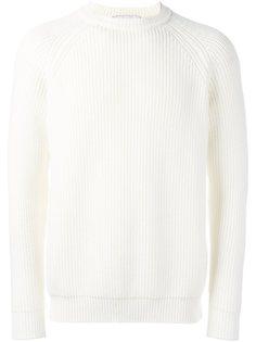 пуловер в рубчик Sunnei