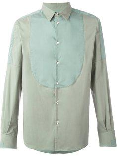 рубашка с панельным дизайном Al Duca D'Aosta 1902