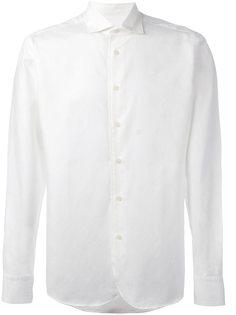 текстурированная рубашка Al Duca D'Aosta 1902