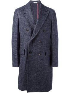 двубортное пальто  Boglioli