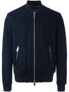 классическая куртка-бомбер Armani Jeans