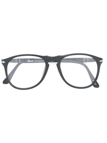 очки в овальной оправе Persol