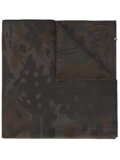 шарф с камуфляжным принтом 11 By Boris Bidjan Saberi