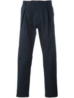 брюки чинос со складками Al Duca D'Aosta 1902